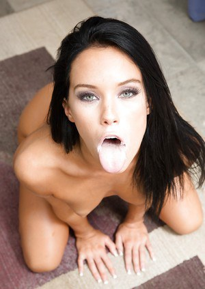 Free Pussy Cum On Face Porn