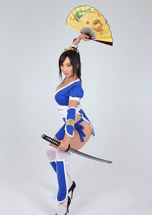 Free Pussy Cosplay Porn